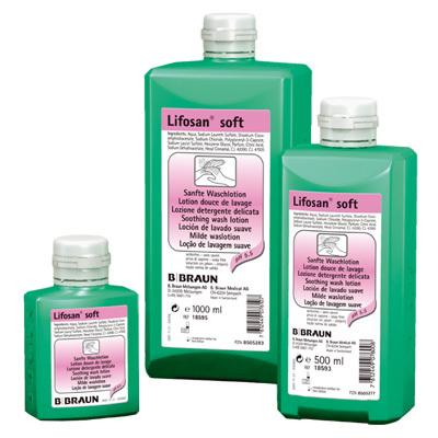 Lifosan soft waschlotion 5 liter sparkanister f r for Schneider versand privatkunden