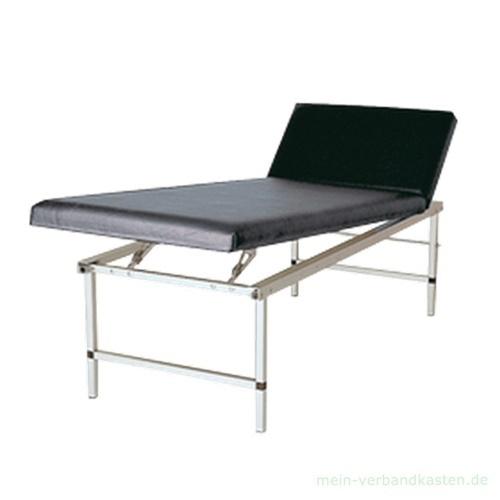 ruheraumliege aluminium kopf und fu teil verstellbar von. Black Bedroom Furniture Sets. Home Design Ideas