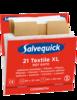 Salvequick ® Einsatz REF 6470, 21 Textile