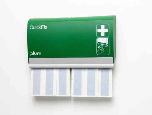 PLUM QuickFix Pflasterspender, Fingerverband detectable