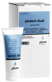 Hautschutzcreme Plutect Dual, 700 ml bag