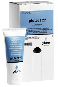 Hautschutzcreme Plutect Aqua, 700 ml bag