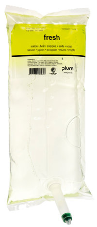 Hautreinigung Plum Fresh, Cremeseife, 1000 ml