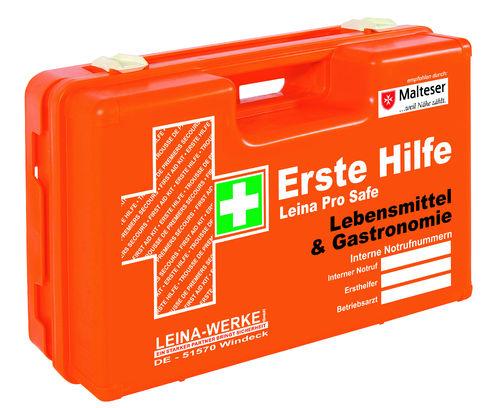 """Erste Hilfe Koffer, Typ """" GASTRONOMIE """""""