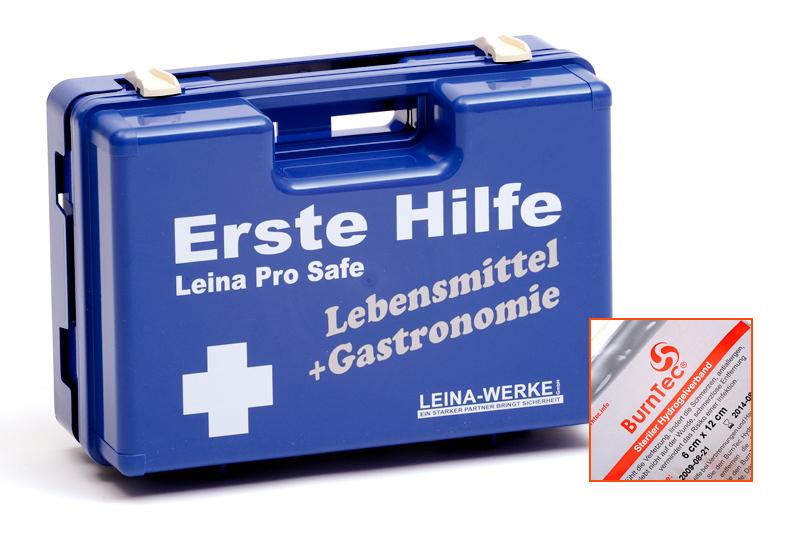 Erste Hilfe Koffer ÖNORM, Typ \