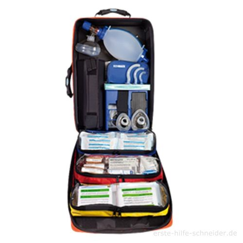 OCTETT-First-Responder Cordura mit  O2-Option DIN 13155