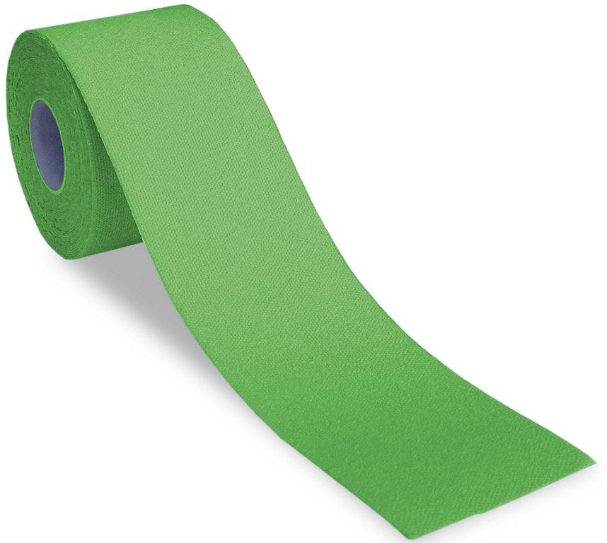 sarasa kinesiologie tape 5 m lang x 5 cm breit gr n auf. Black Bedroom Furniture Sets. Home Design Ideas